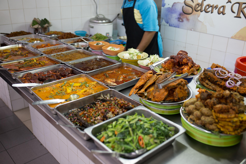 Plaza Sentral food court
