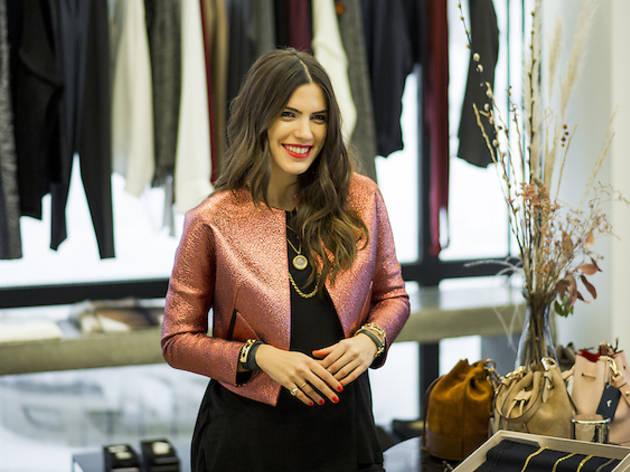 Meriç Küçük'ün moda blogu Maritsa'nın artık bir dükkânı var