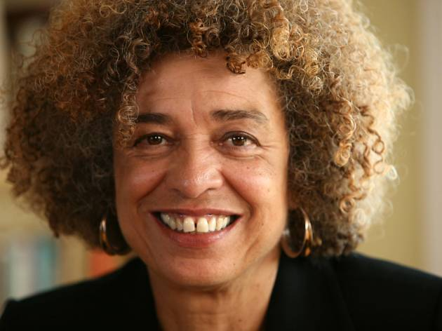 Angela Davis, Donald Trump, America, Southbank Centre, London
