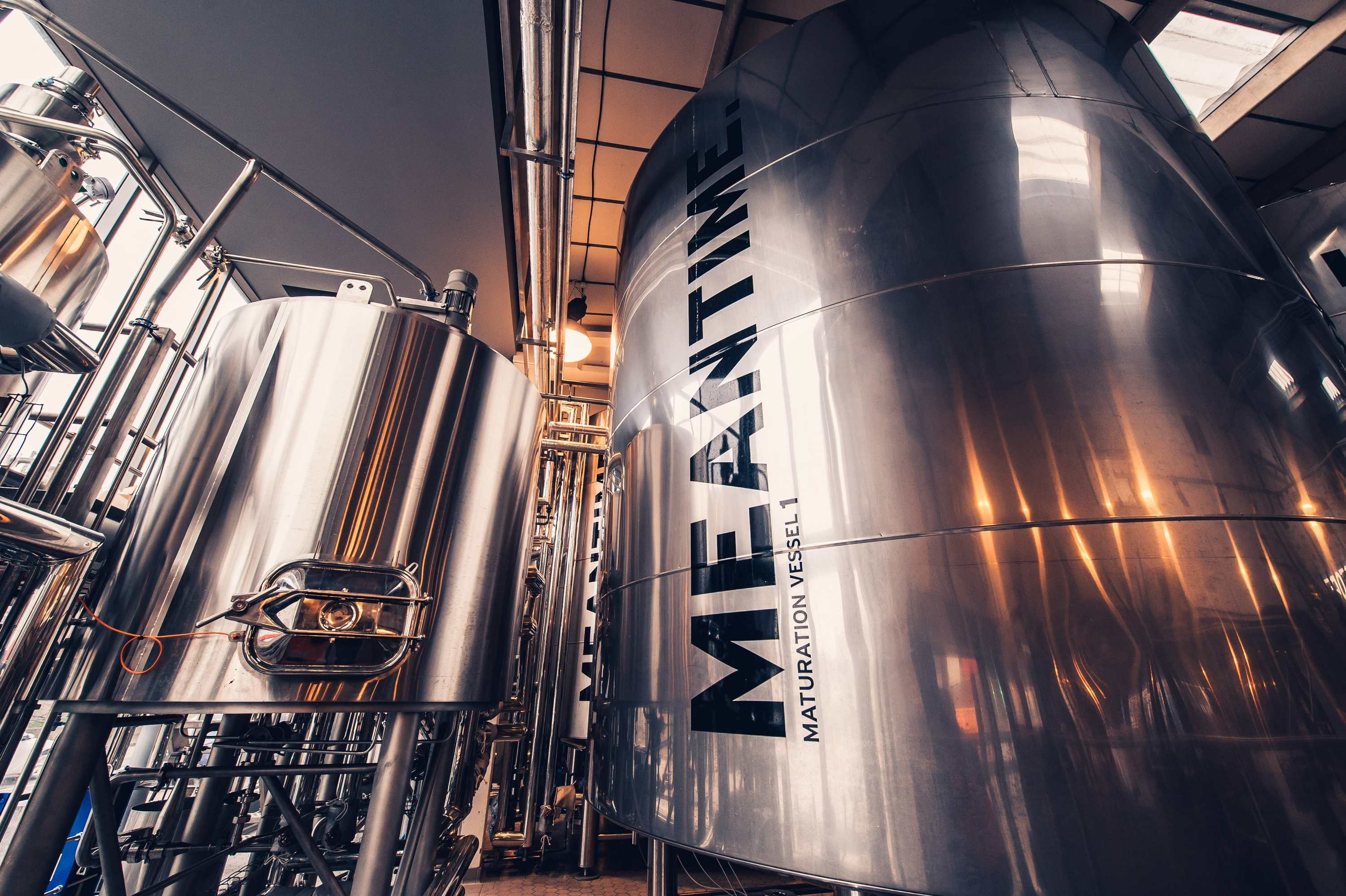 Meantime Brewing Company Brewery Tours