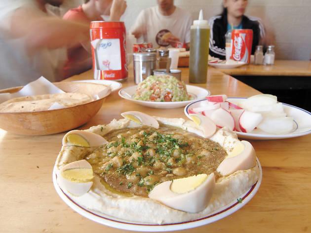 Hummus Ashkara