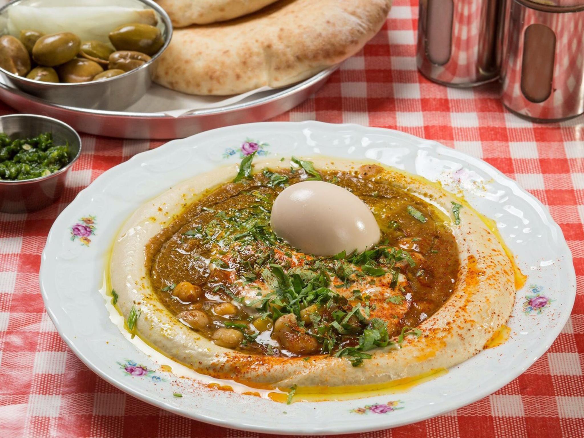 Hummus Kaspi
