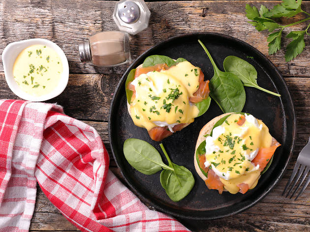 The best Tel Aviv restaurants to order Eggs Benedict