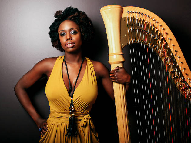 Women's Jazz Festival: Divine Ella