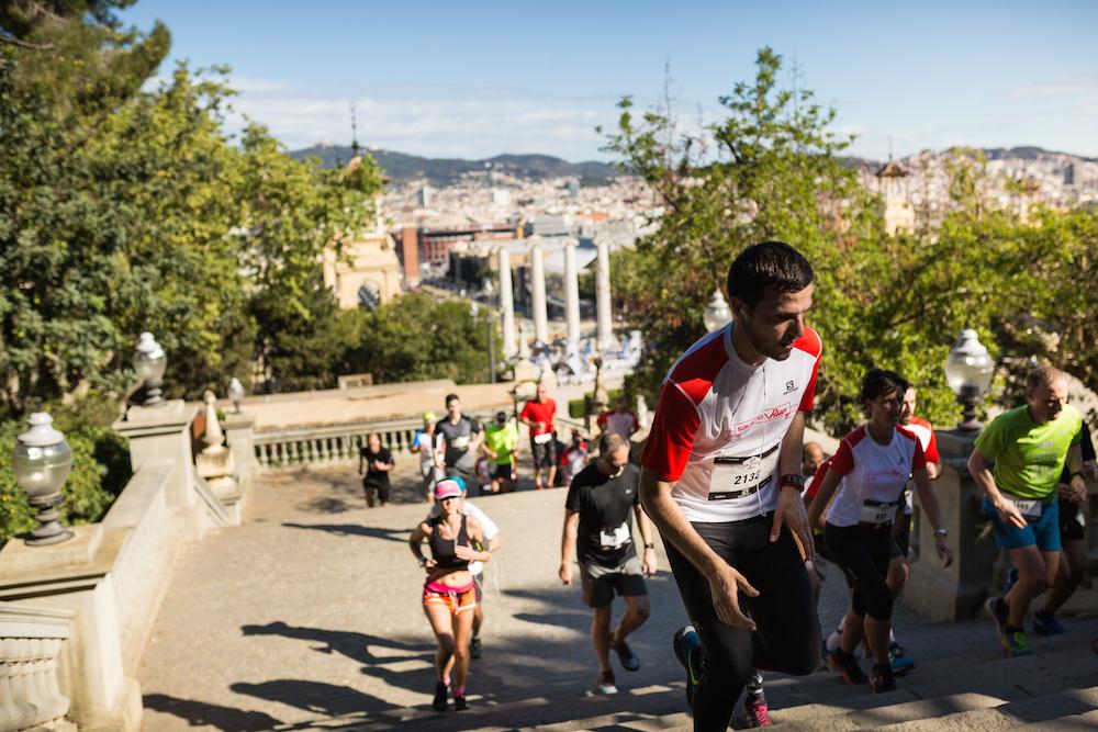 10 razones para apuntarse a la Salomon Run