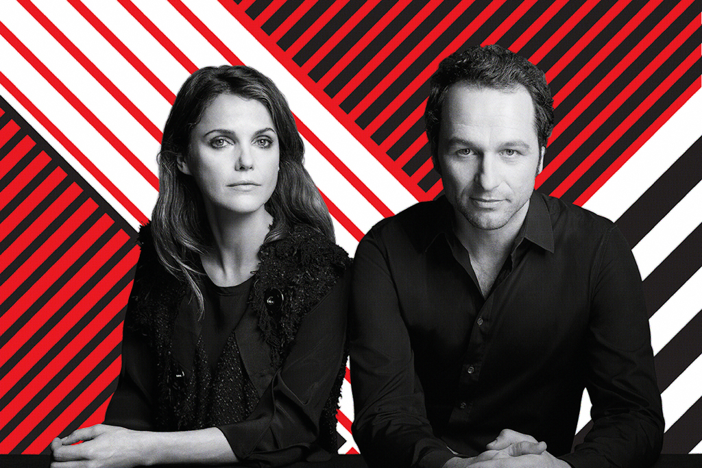 Undercover with The Americans' Keri Russell and Matthew Rhys