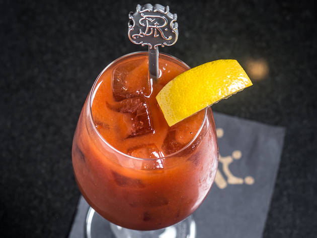 King Cole Bar Bloody Mary
