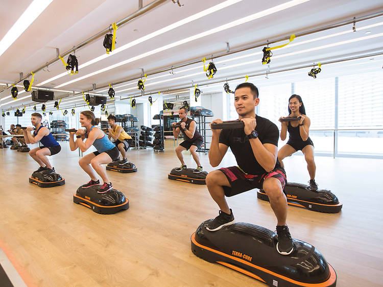 Best gyms in Singapore