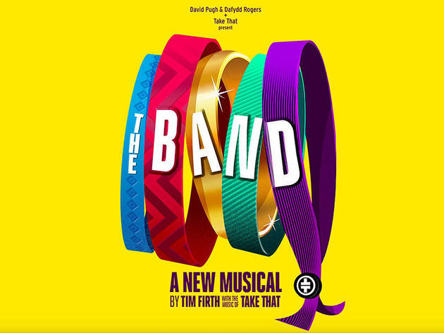The Band: A New Musical