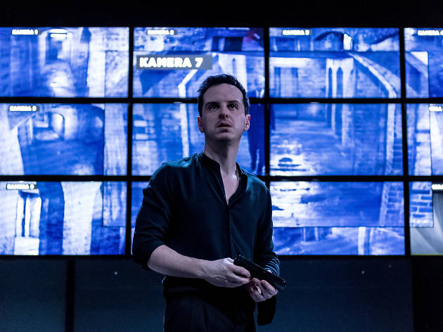 Exclusive: Andrew Scott's 'Hamlet' is transferring to the West End
