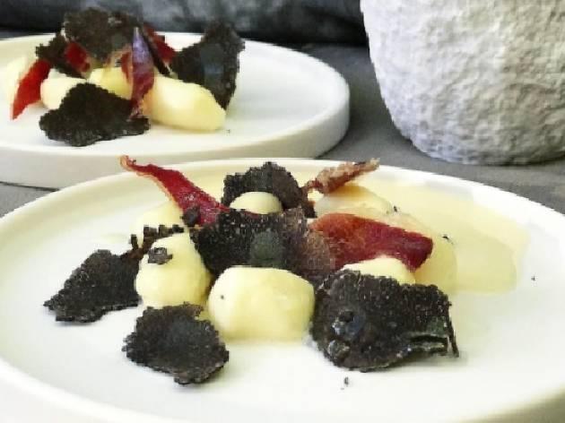 Special Black Truffle Dinners by Nandu Jubany at FOC Restaurants