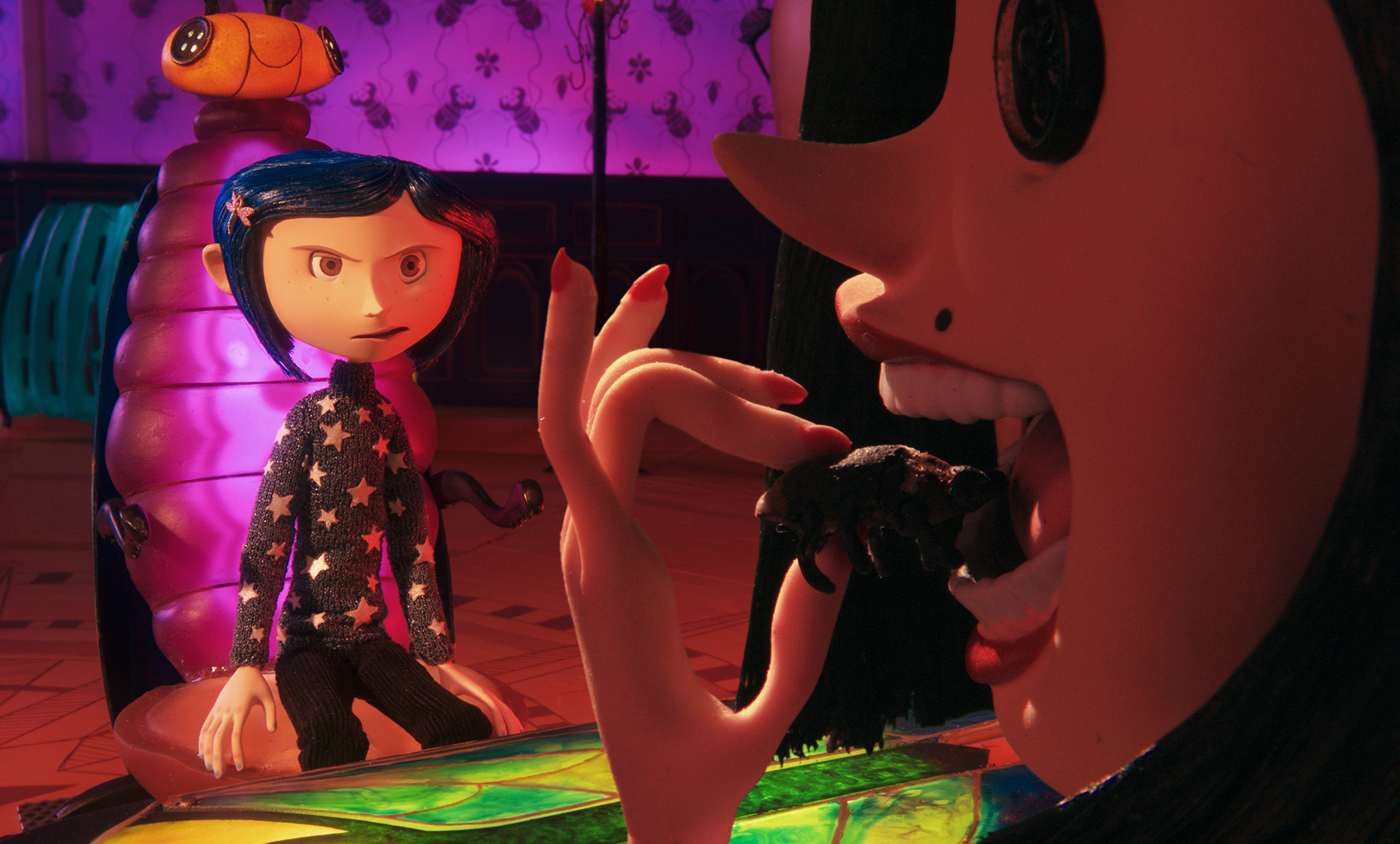 Still from 'Coraline'