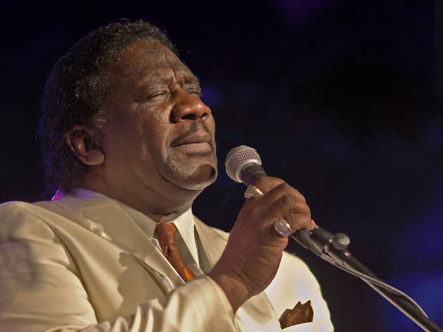 Mud Morganfield