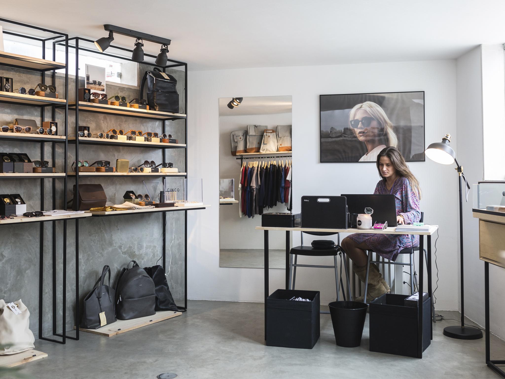 Compras, Loja, Cascais, Cura Style Essentials