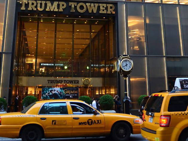Trump's touch proves toxic for NYC tourism