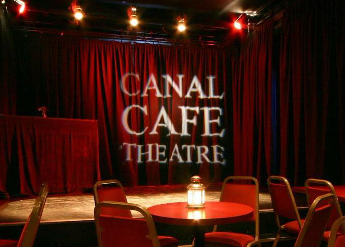 See: Canal Café Theatre