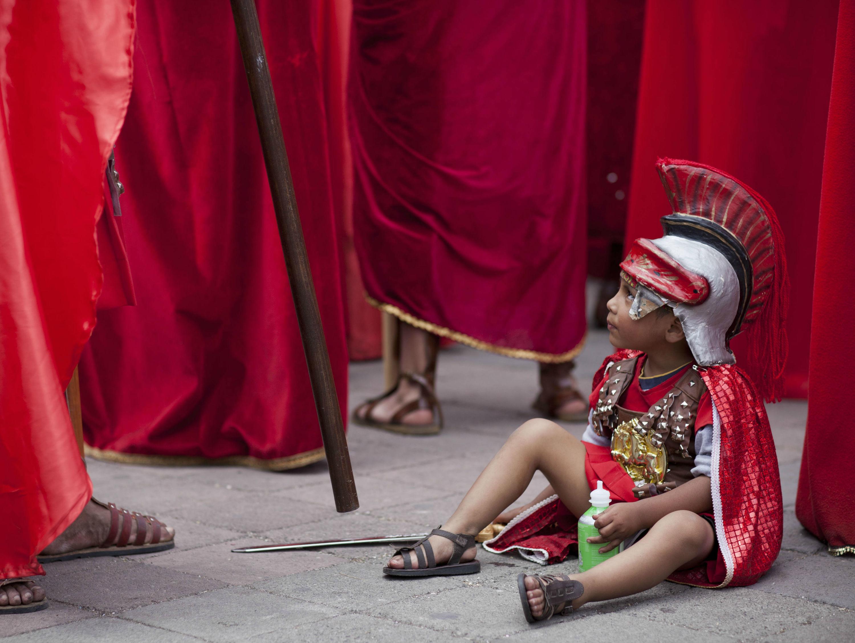 Tradiciones de Iztapalapa