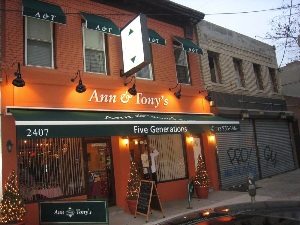 Ann & Tony's