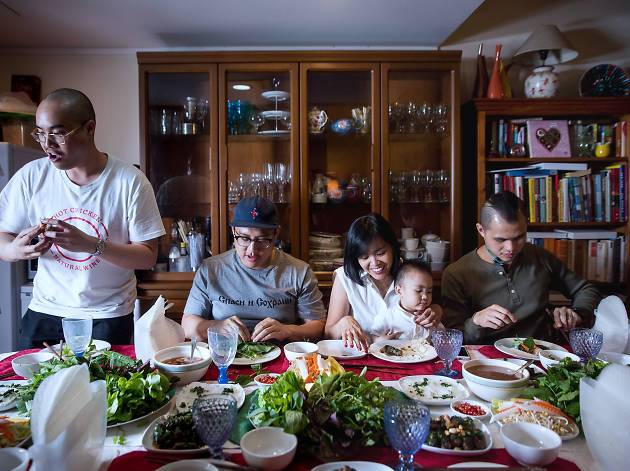 Monday Family Dinner