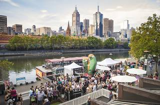 River Graze Melbourne Food and Wine Festival