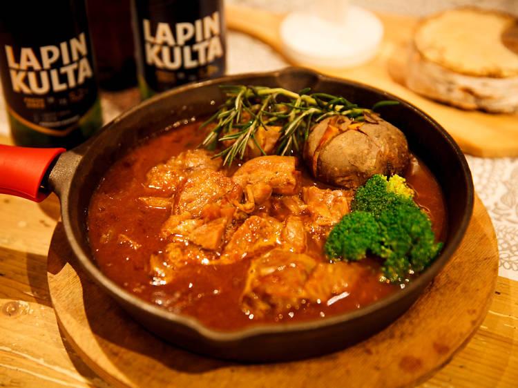 北欧の味は六本木で。フィンランドレストランが期間限定オープン