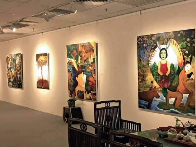 New art spaces and galleries to check out in KL