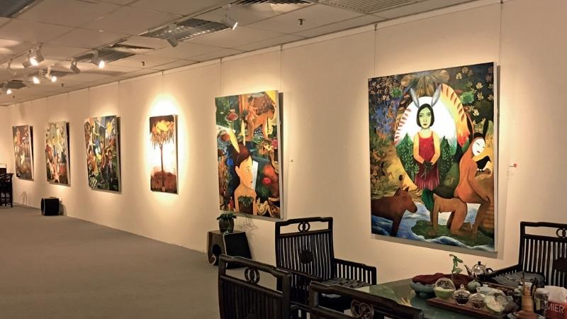Warren Art Gallery