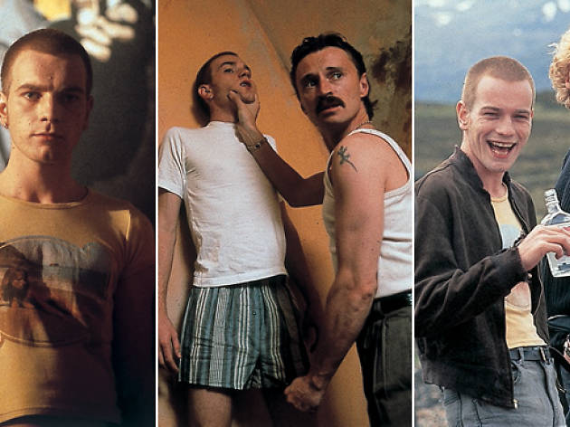 Trainspotting and T2 at Kino Europa