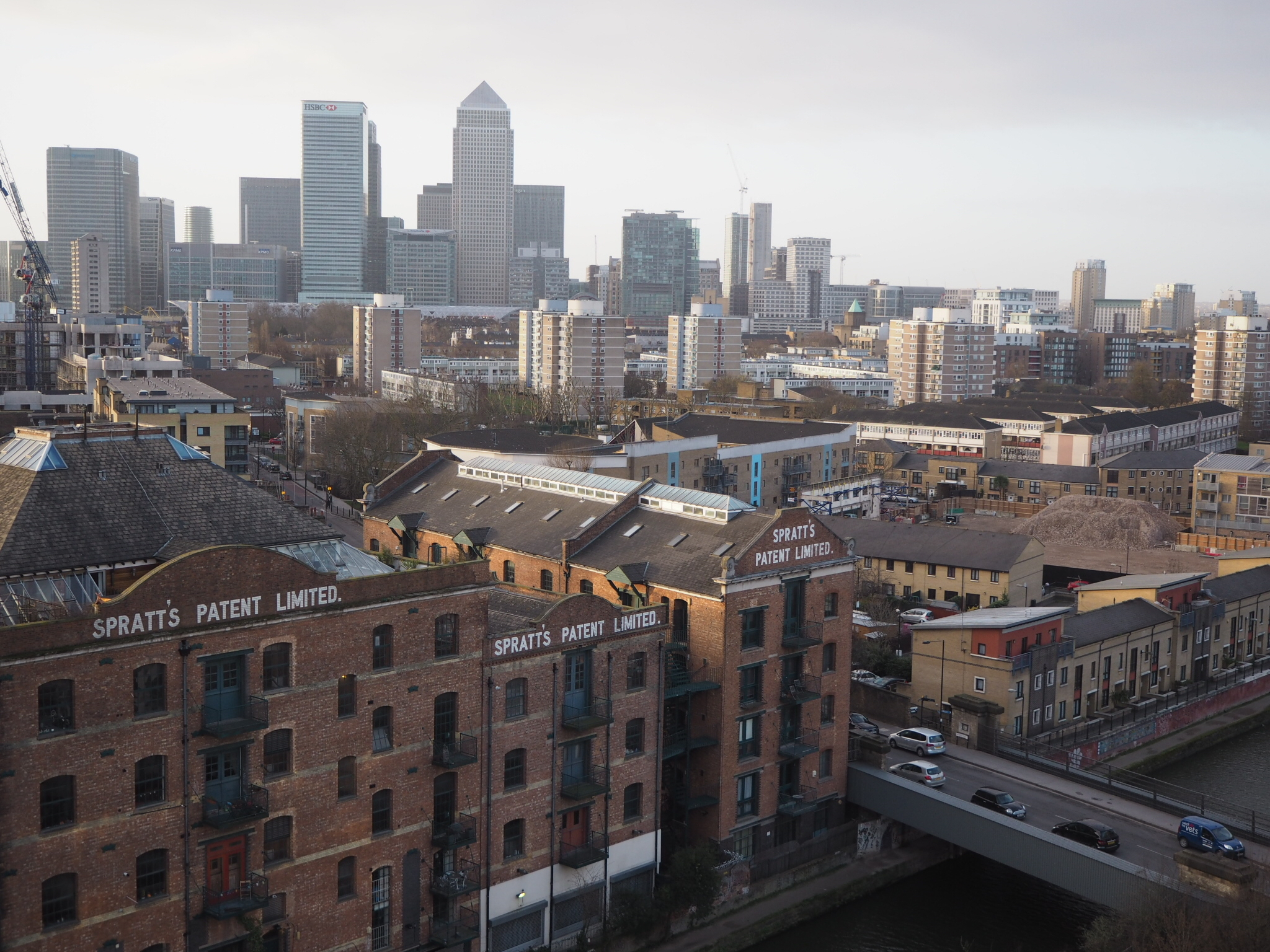 Five historical things to look out for in... Poplar