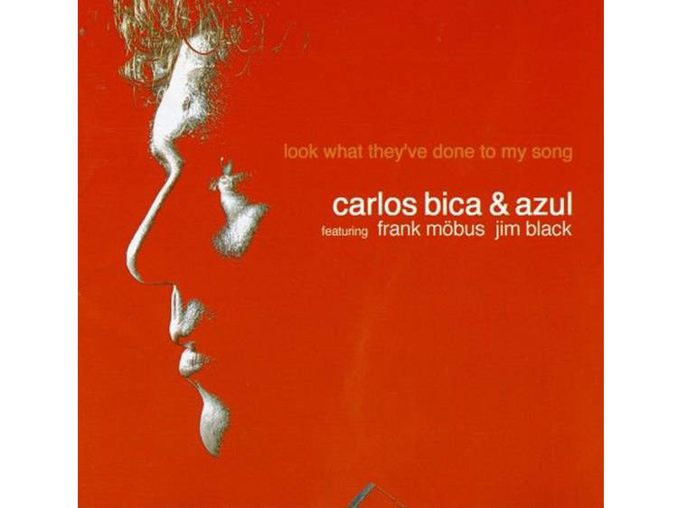 Carlos Bica & Azul: Look What They've Done To My Song (2003, ENJA)