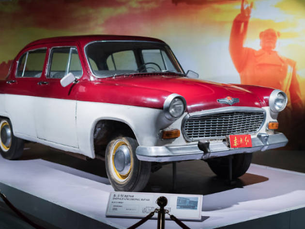 Gala Internacional del Automóvil en Xochitla