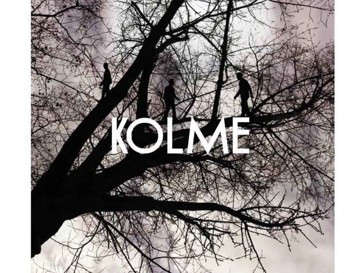 Kolme: Kolme (2012, Escutar Records)