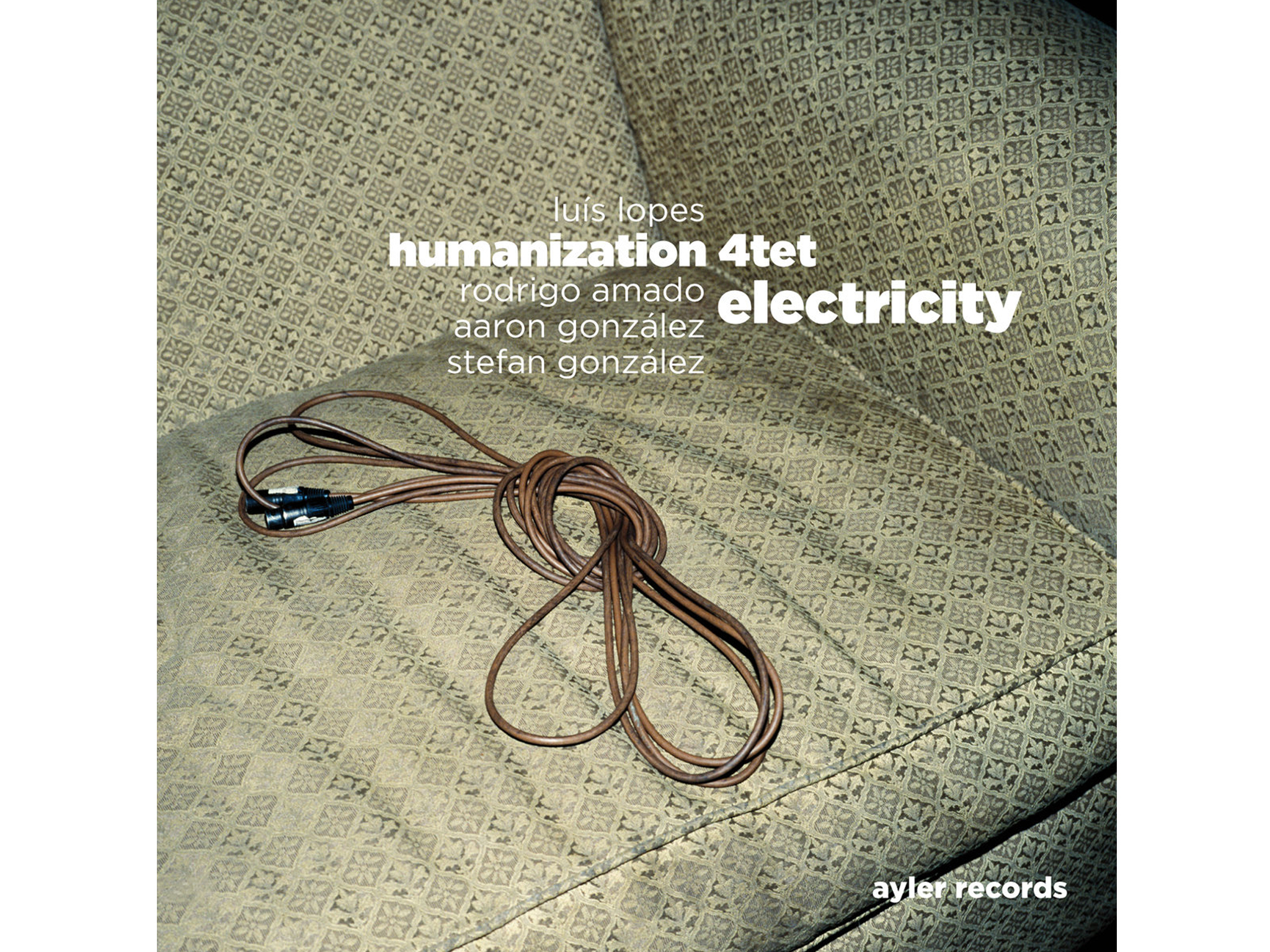 Luis Lopes Humanization 4tet - Electricity