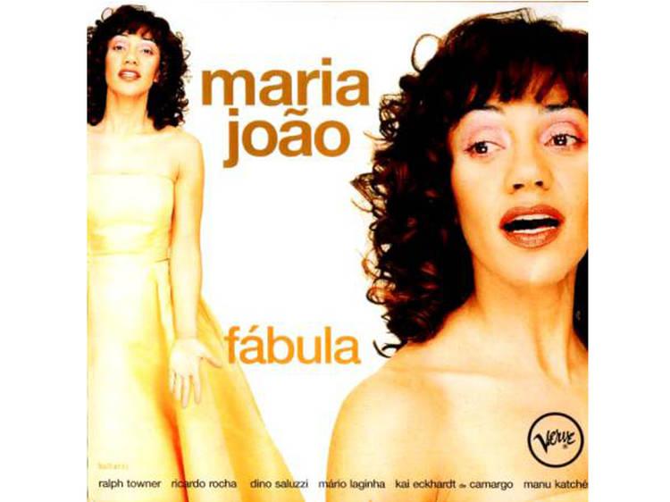 Maria João & Mário Laginha: Fábula (1996, Verve)