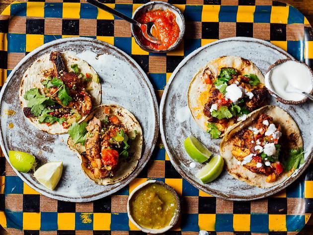 London's best tacos