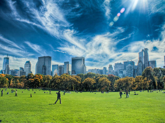 A treasure hunt for $2K is happening in Central Park next weekend