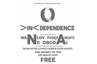 Talk: Independence with the Beyond Collective