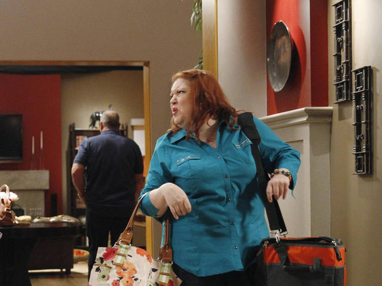 Pam Tucker (Dana Powell)
