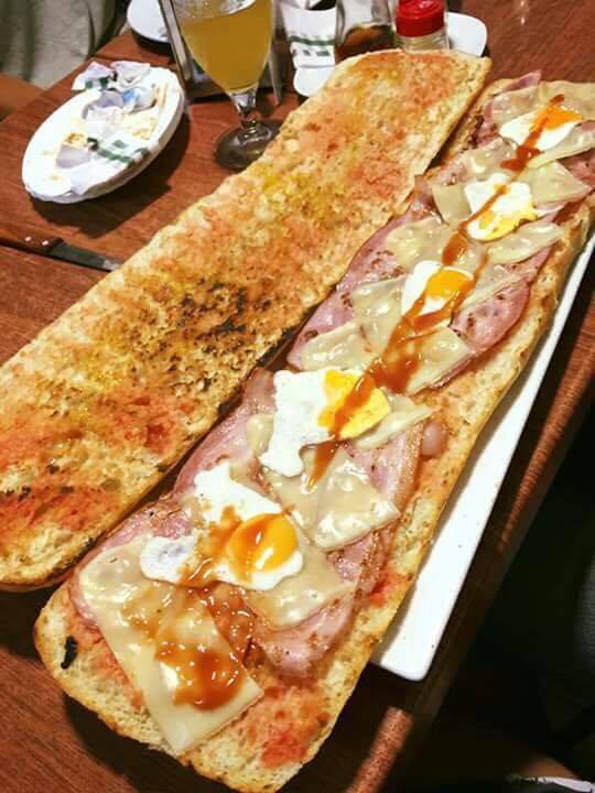"""Bar La Capi: la """"suela"""""""