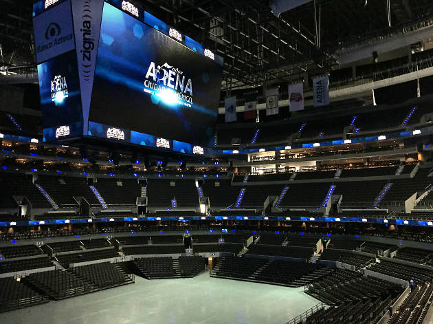 La Arena Ciudad de México festeja cinco años