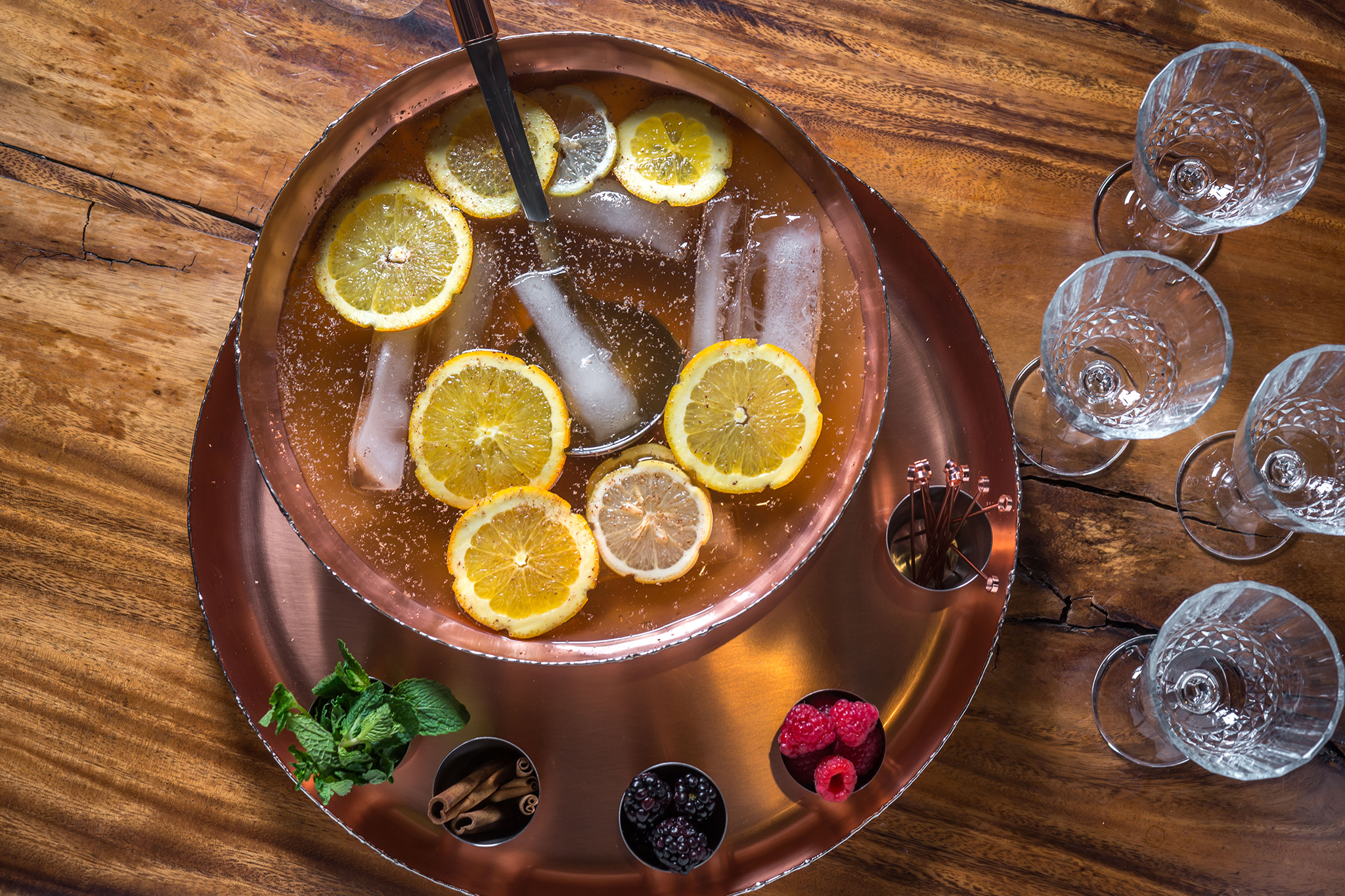 The best large format cocktails in NYC
