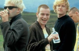 Trainspotting de Danny Boyle con Ewan McGregor