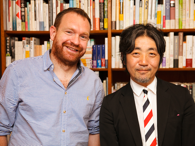 Marcus Webb and Koichiro Shima | Time Out Tokyo