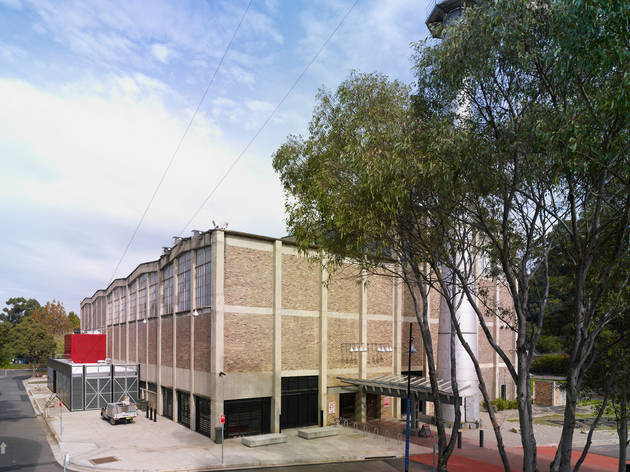 Casula Powerhouse Arts Centre 2016 exterior daylight 01 photographer credit Brett Boardman