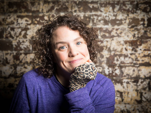 """Hedgehog, biscuit, fuck, cats""… Touretteshero Jess Thom calls for theatres to be more inclusive"