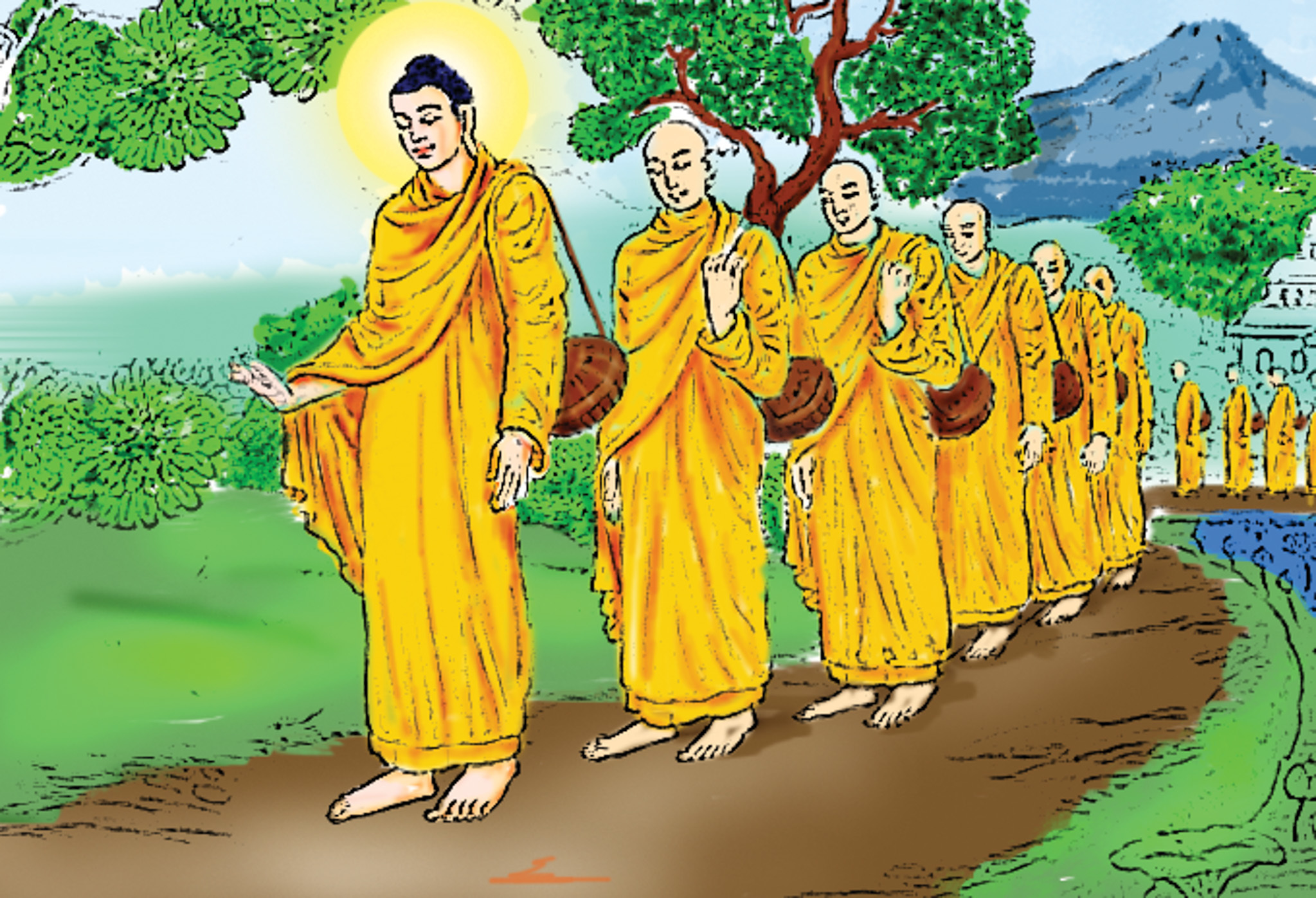 Medin Full Moon Poya Day