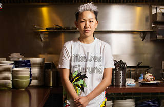 May Chow, the Asia's best female chef of 2017