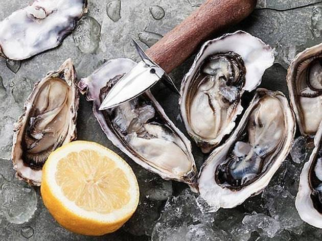 Where to eat oysters in KL
