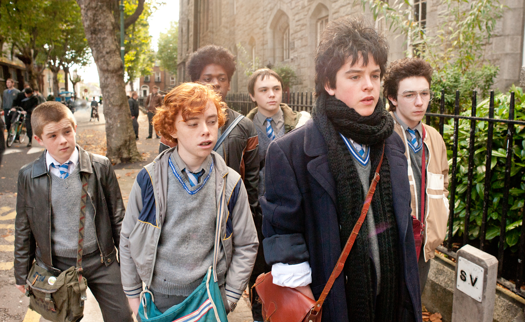 Cinema a la fresca 2017: Sing Street