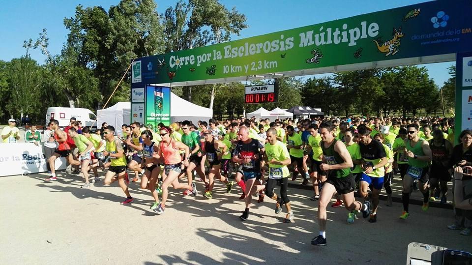 Corre por la Esclerosis Múltiple 2017